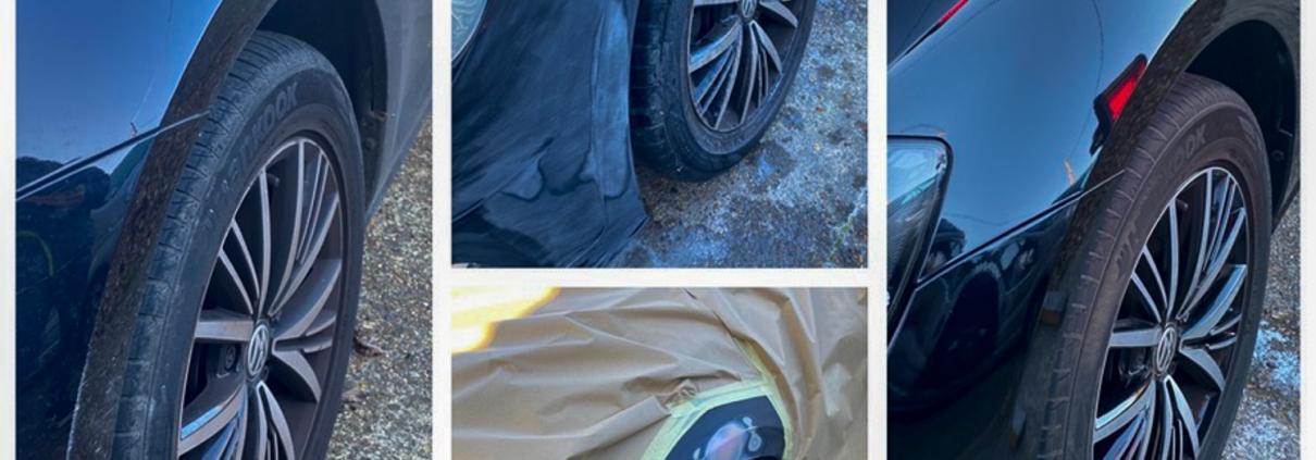 car repair procedure